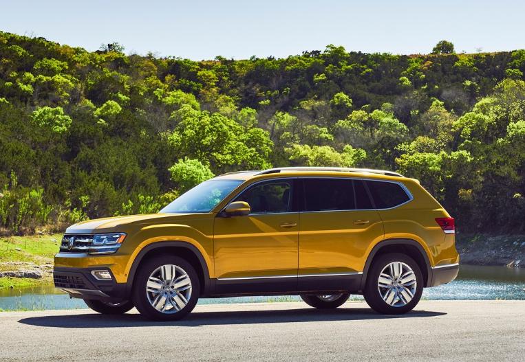 Volkswagen Teramont Comfortline Plus 2020 resena opiniones