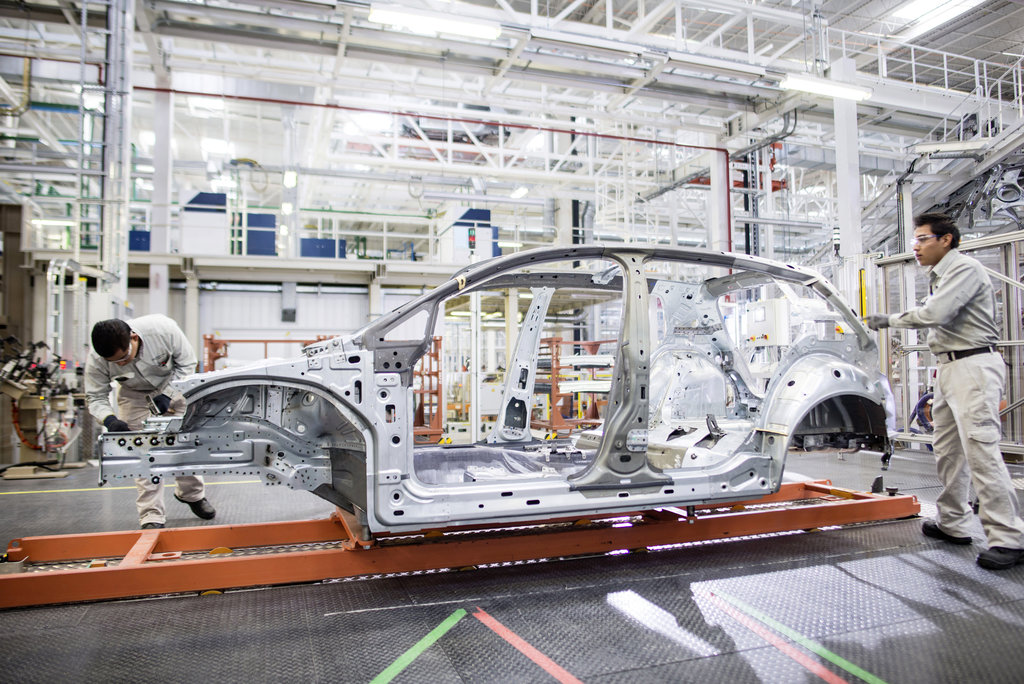 La industria automotriz deEstados Unidos ya se prepara el regreso a la actividad