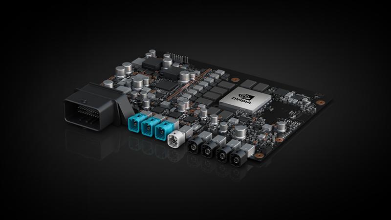 Nvidia Xavier computadora IA