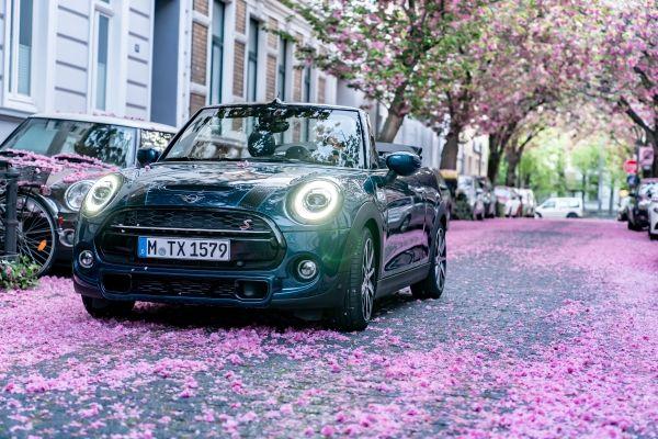 Mini Convertible Sidewalk se pone a tono con la primavera