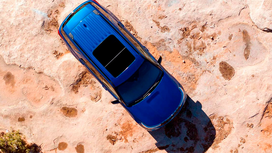 La tracción total Ford Explorer ST 2020 resena opiniones le da cierta versatilidad para enfrentarse a diferentes escenarios