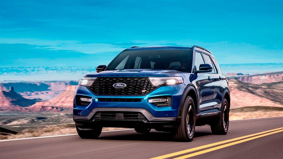 La Ford Explorer ST 2020 resena opiniones es una SUV de 3 filas divertida de conducir
