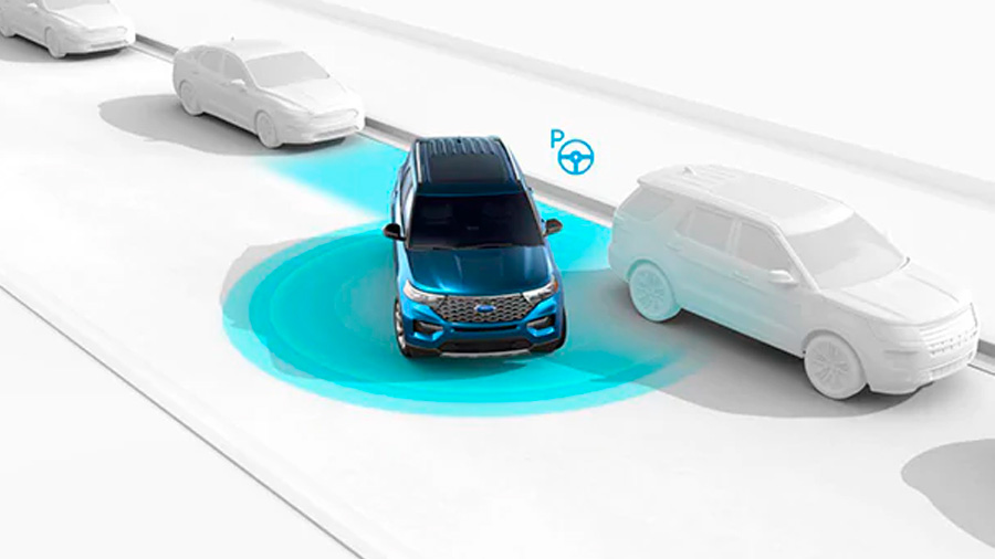 Ford Explorer ST 2020 resena opiniones Es un modelo con un paquete de seguridad completo y confiable