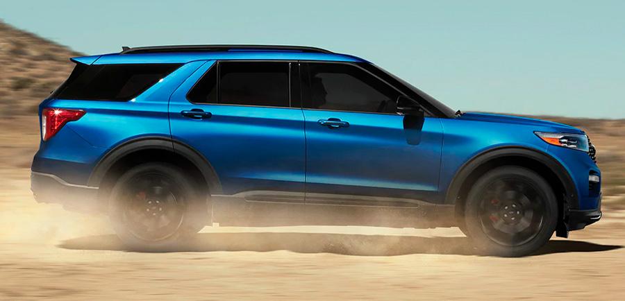 Ford Explorer ST 2020 resena opiniones Es una camioneta espaciosa, cómoda, segura y divertida de manejar