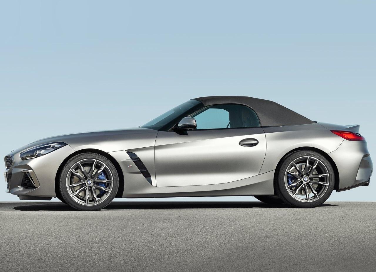 BMW Z4 sDrive20iA M Sport 2020 resena opiniones
