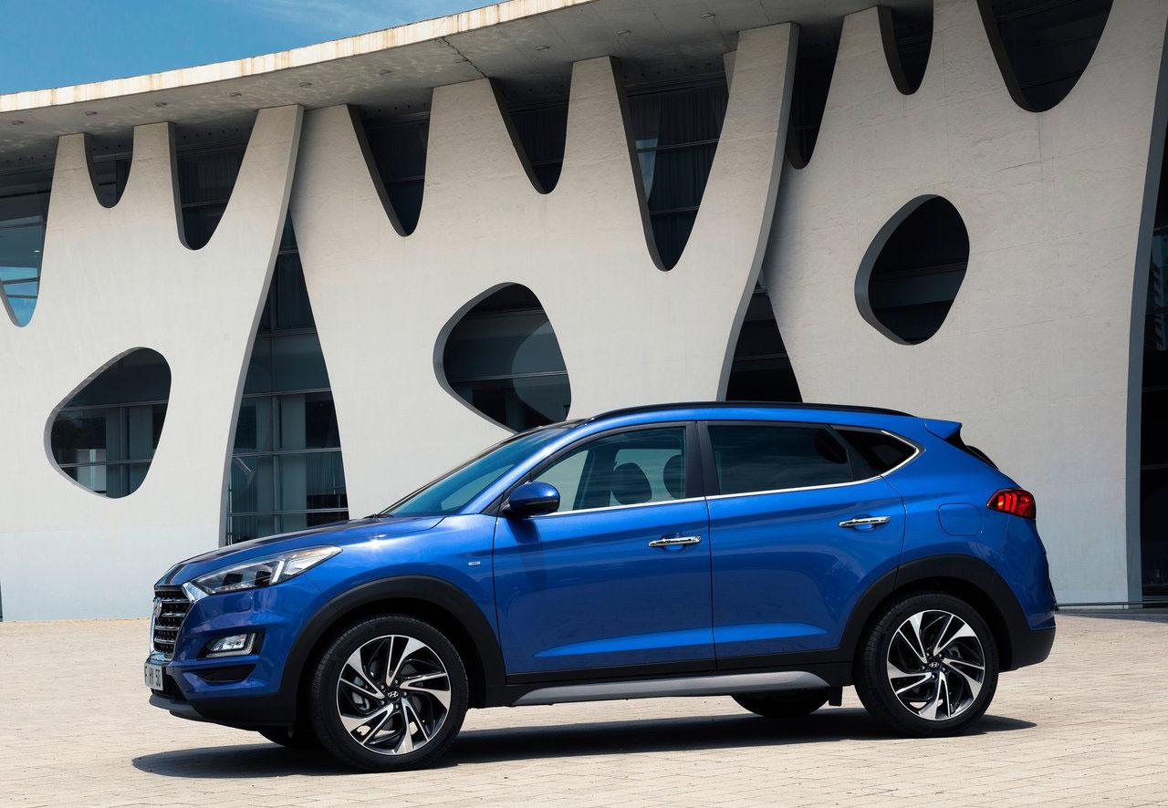 La Hyundai Tucson Limited Tech 2020 resena opiniones tiene algunos rasgos deportivos