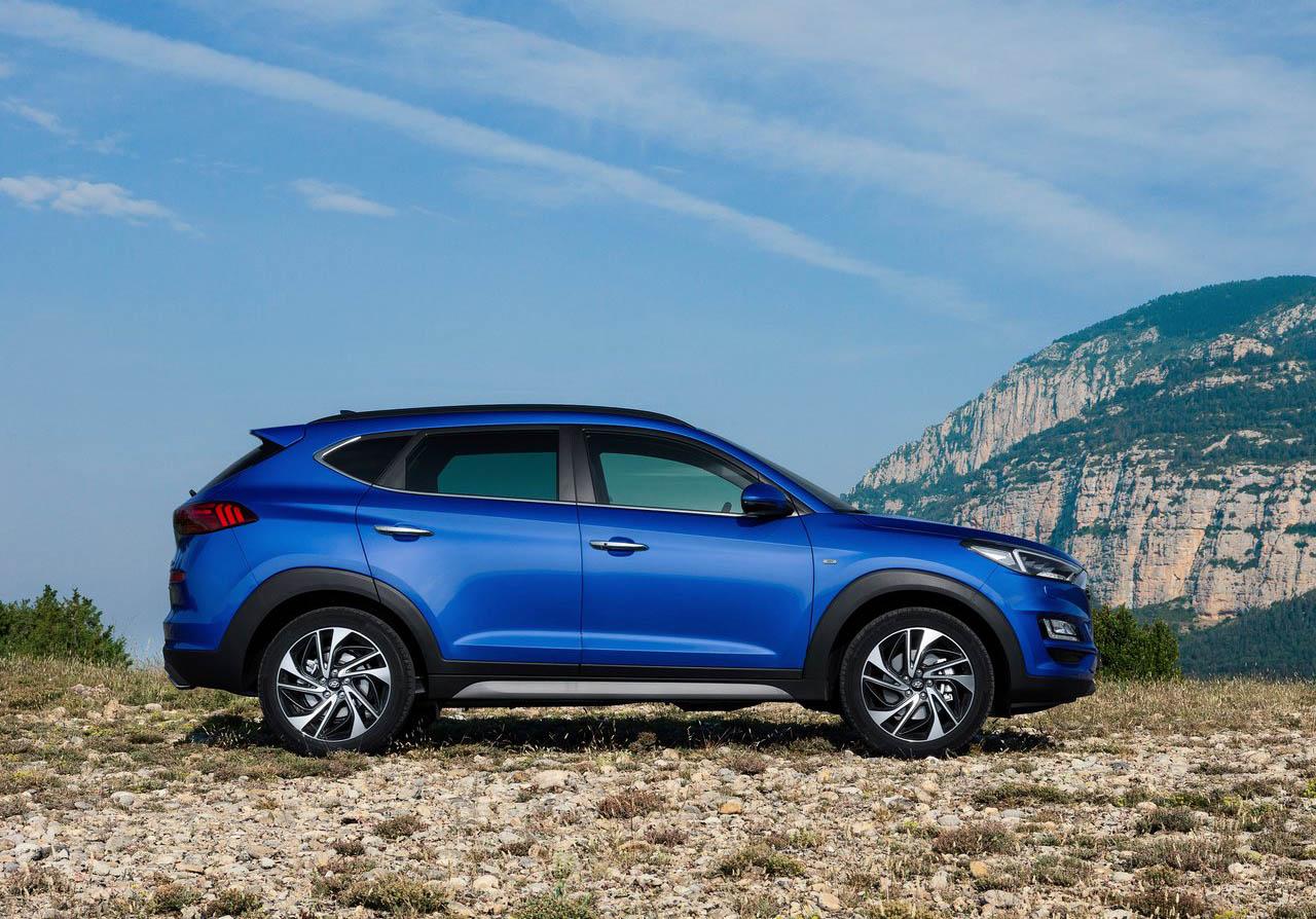 La Hyundai Tucson Limited Tech 2020 resena opiniones se vende en cuatro versiones en México