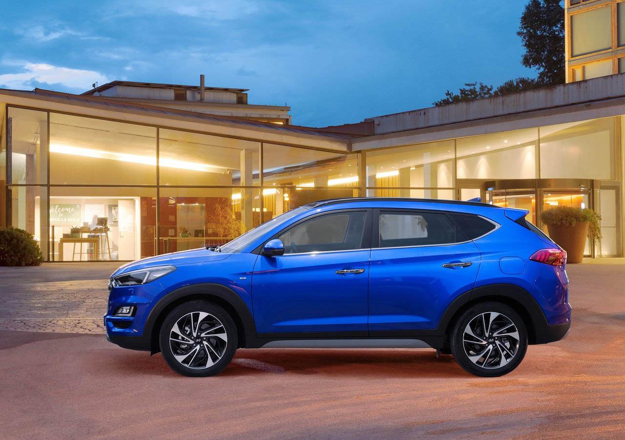 La Hyundai Tucson Limited Tech 2020 resena opiniones tiene un manejo suave