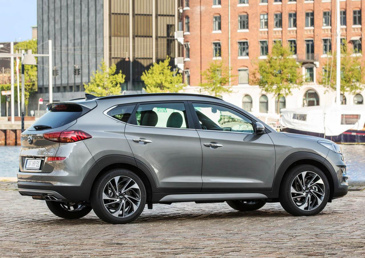 La Hyundai Tucson Limited Tech 2020 resena opiniones resalta por su diseño equilibrado
