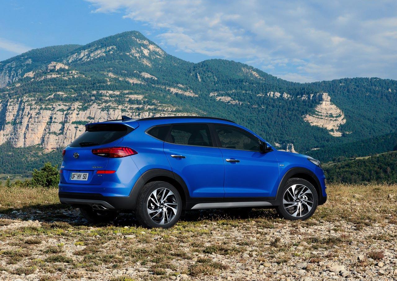 La Hyundai Tucson Limited Tech 2020 resena opiniones tiene un buen equipamiento