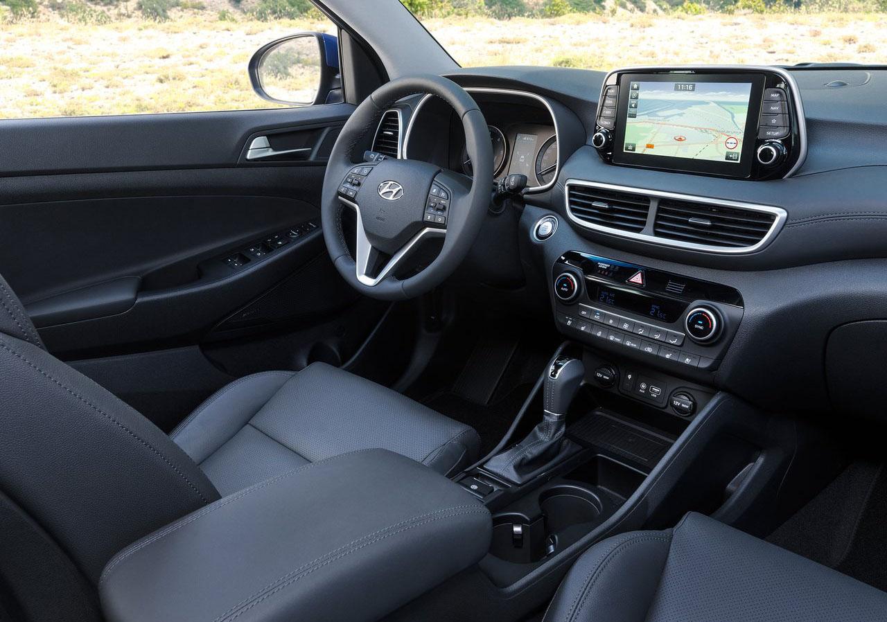 La Hyundai Tucson Limited Tech 2020 resena opiniones tiene buen espacio interior