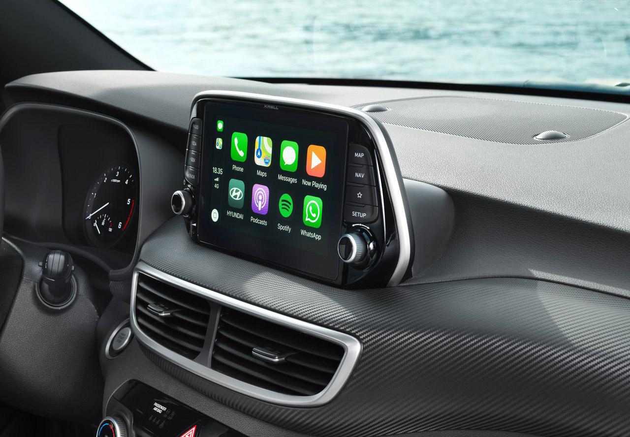 La Hyundai Tucson Limited Tech 2020 resena opiniones es la versión más equipada