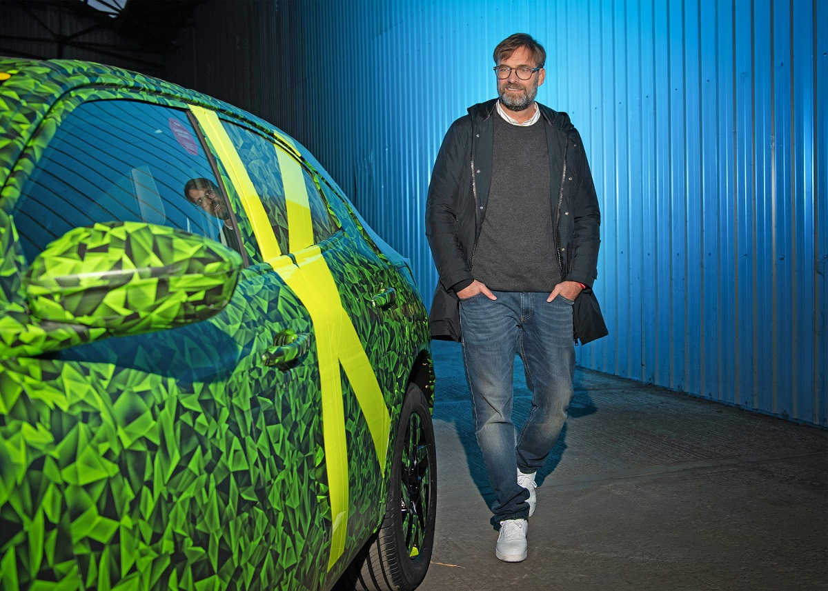 Jürgen Klopp Opel Mokka