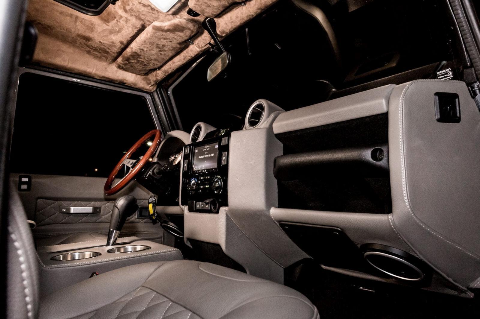 ECD Land Rover Defender Project Olsen