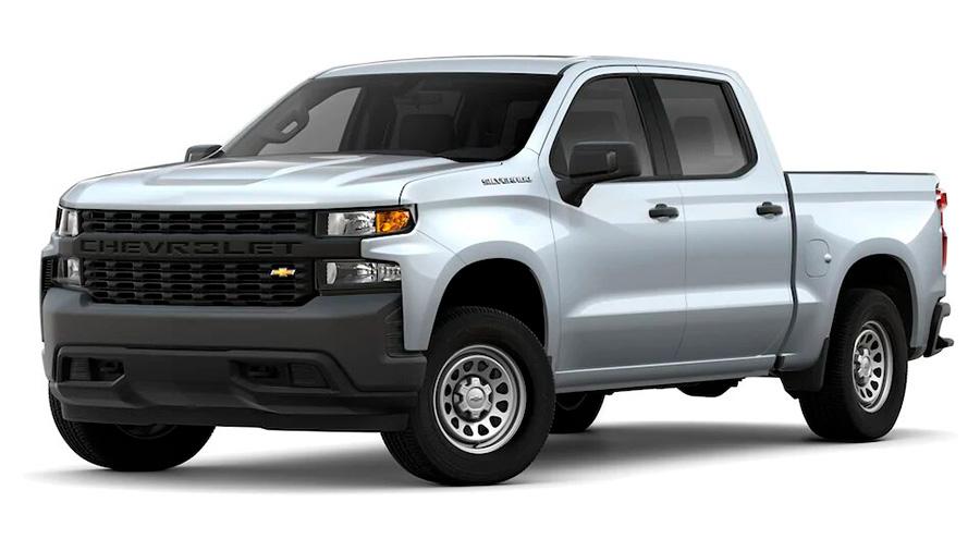 La Chevrolet Silverado Doble Cabina 4x4 2020 resena opiniones tiene un físico imponente