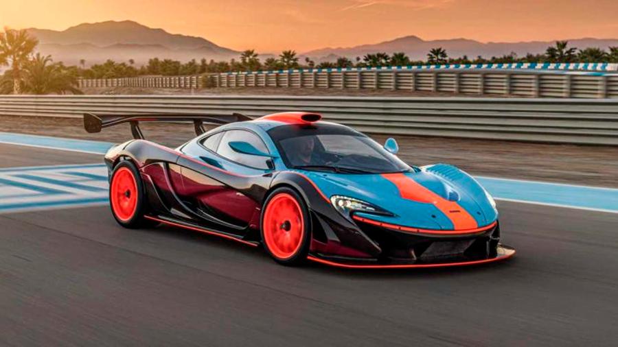Esta preparación es un homenaje al icónico auto que triunfó en Le Mans en 1995