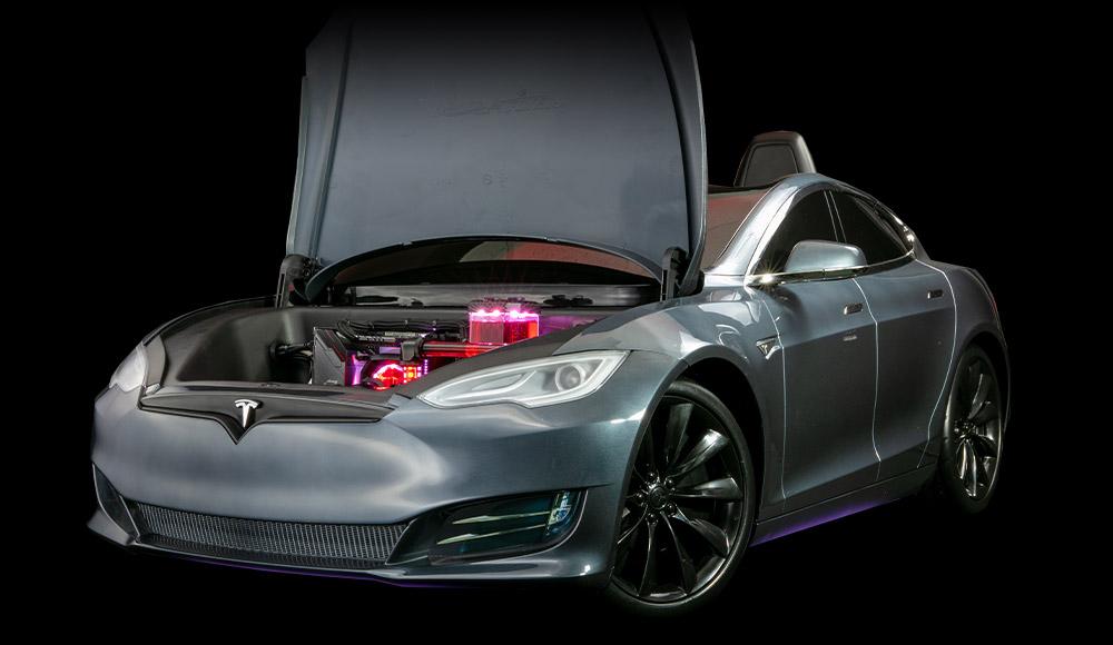 Tesla Model S Pc Gamer Origin