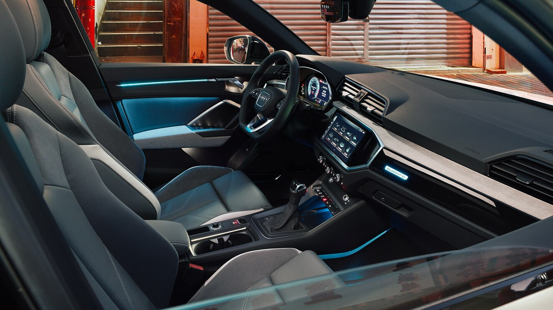 Audi Q3 Sportback 40 TFSI S line 2020 resena opiniones