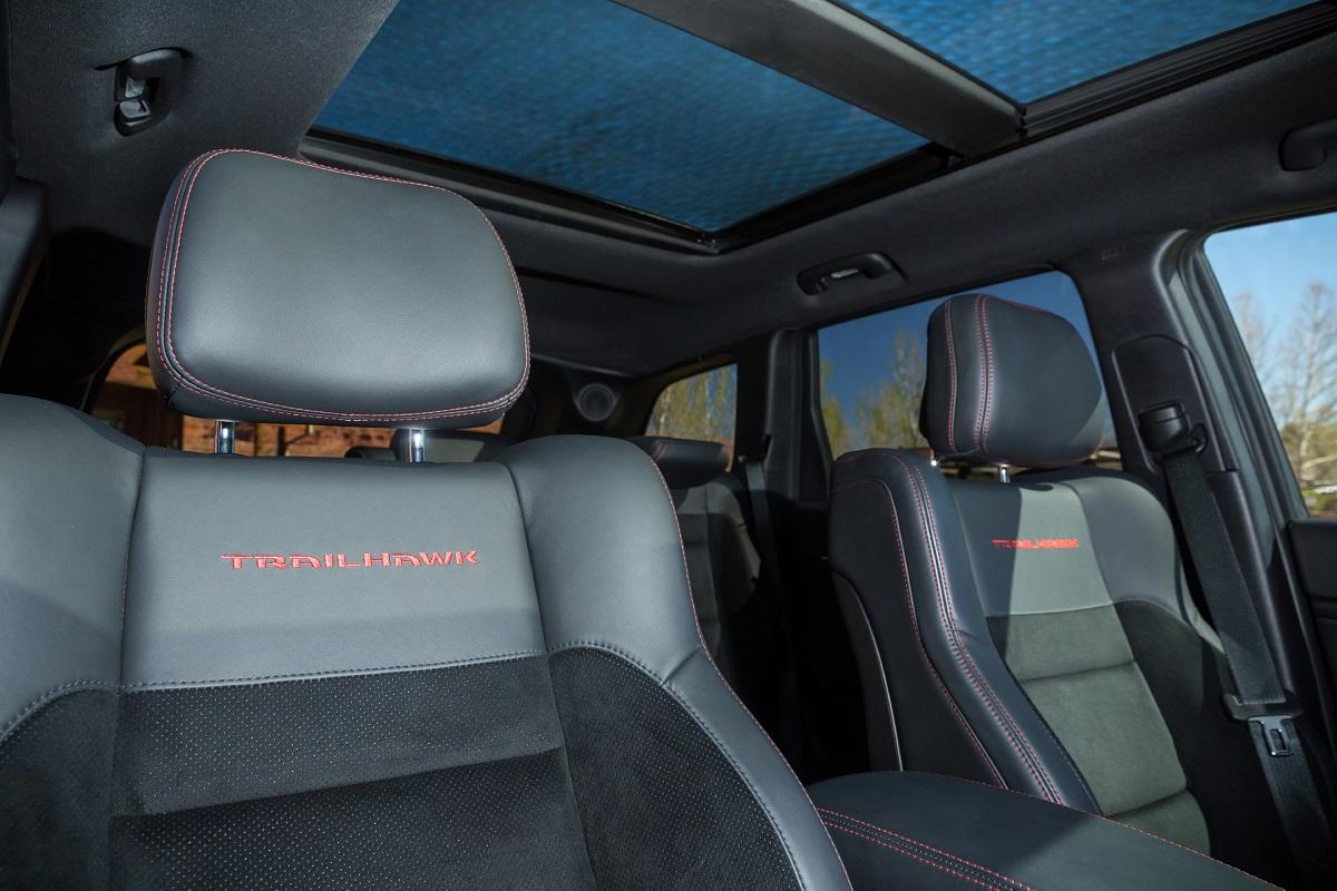 Jeep Grand Cherokee Trailhawk V8 4x4 2020 resena opiniones
