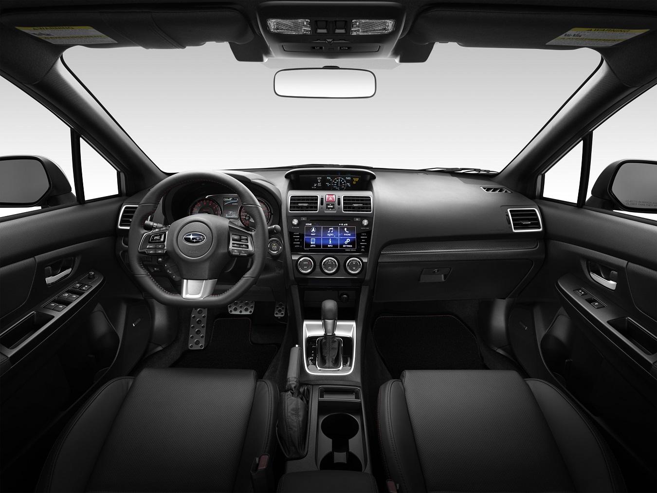 Subaru WRX CVT + EyeSight 2020 resena opiniones