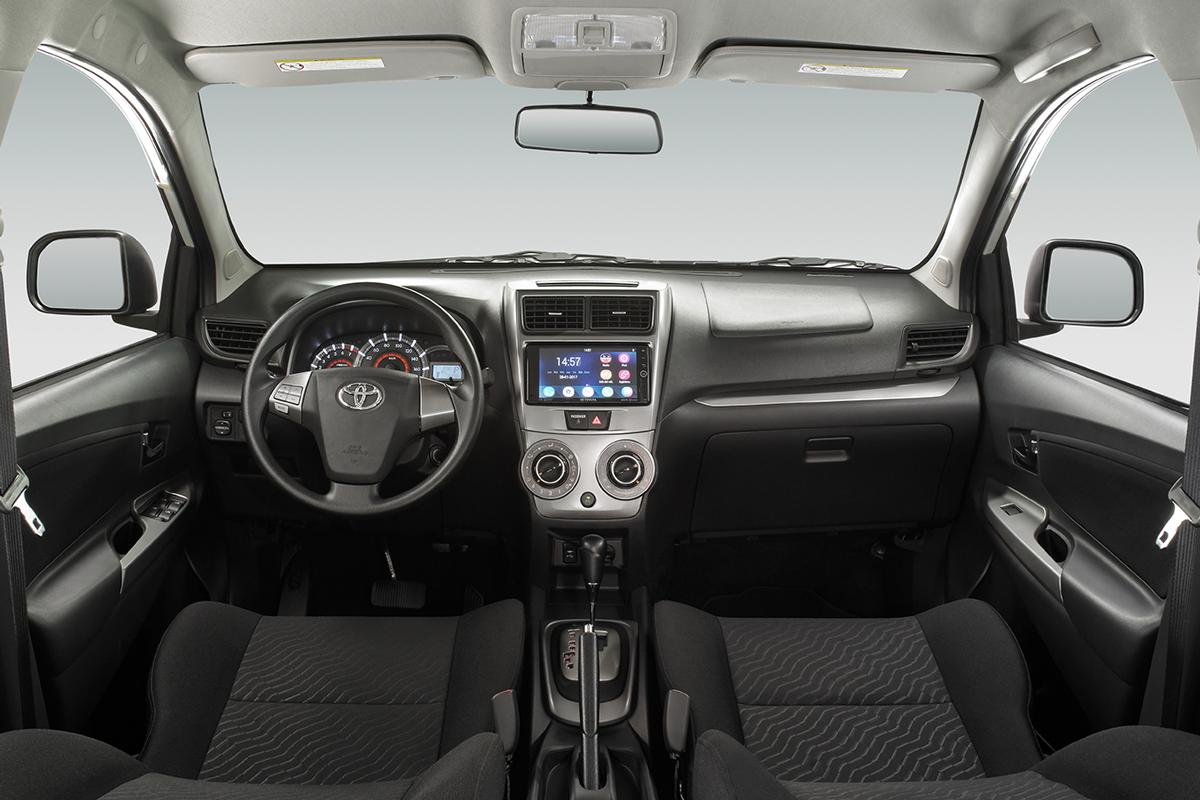 La Toyota Avanza XLE 2020 resena opiniones tuvo ligeros cambios