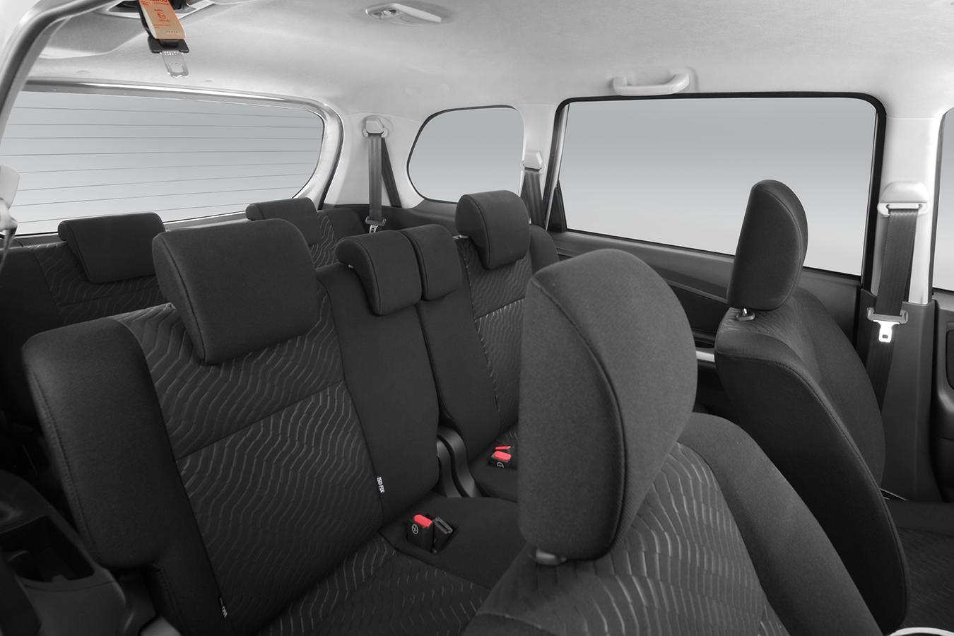 La Toyota Avanza XLE 2020 resena opiniones también tuvo cambios en su interior