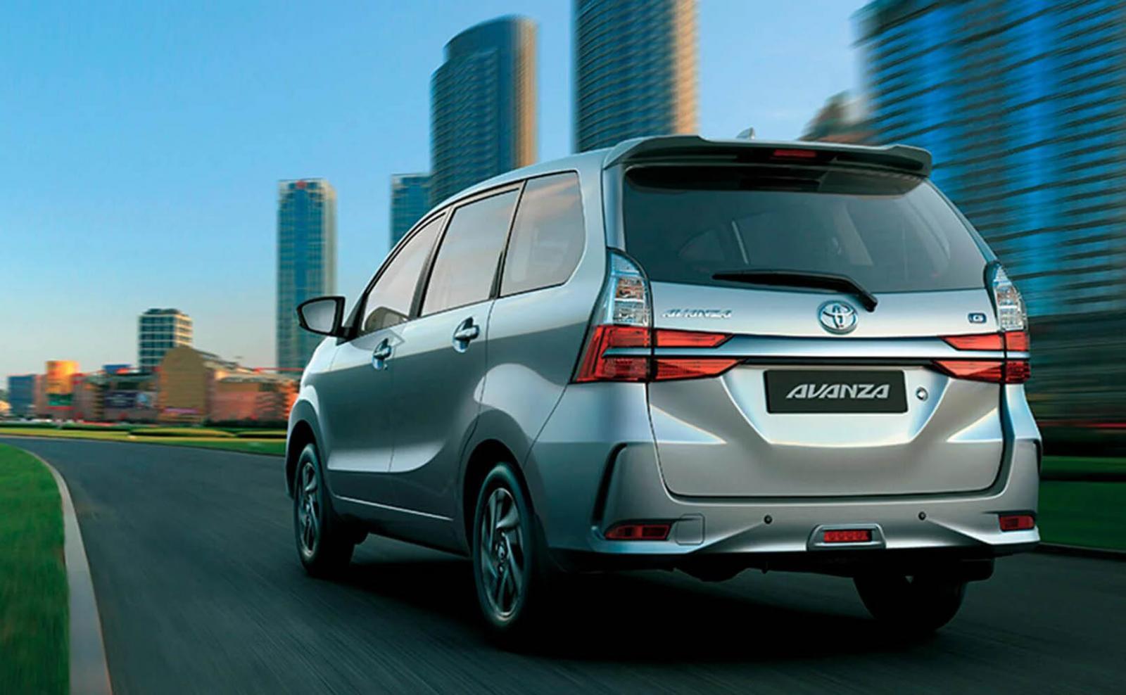 La Toyota Avanza XLE 2020 resena opiniones mantiene su configuración mecánica