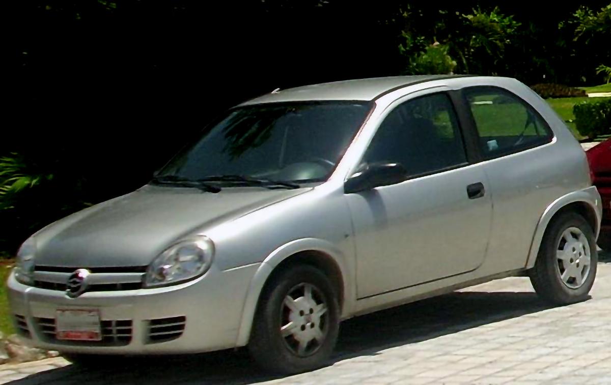 Chevrolet Chevy platino