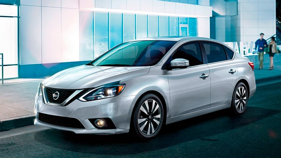 Nissan Sentra platino