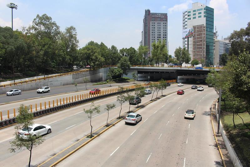 Los robos de autos siguen en México pero con sana distancia