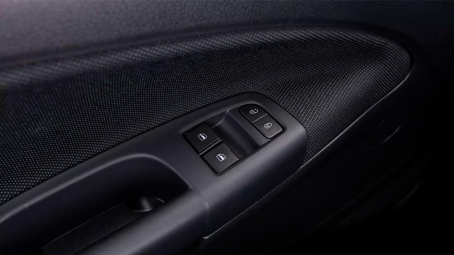 Los cristales eléctricos Volkswagen Gol Trendline 2020 resena opiniones solo se encuentran habilitados para la primera fila