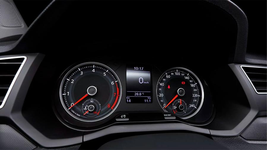 La prioridad de su tren motriz Volkswagen Gol Trendline 2020 resena opiniones es mantener bajos los consumos
