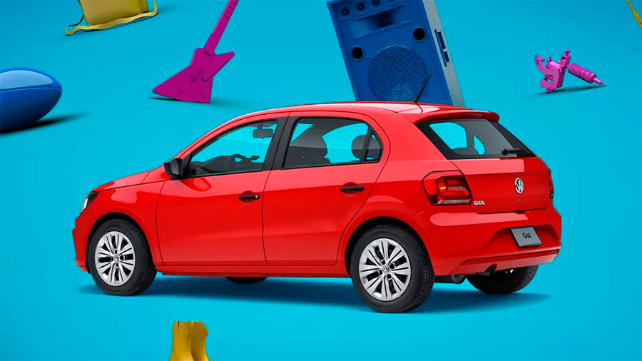 Volkswagen Gol Trendline 2020 resena opiniones Es un coche práctico, económico y ahorrador de combustible