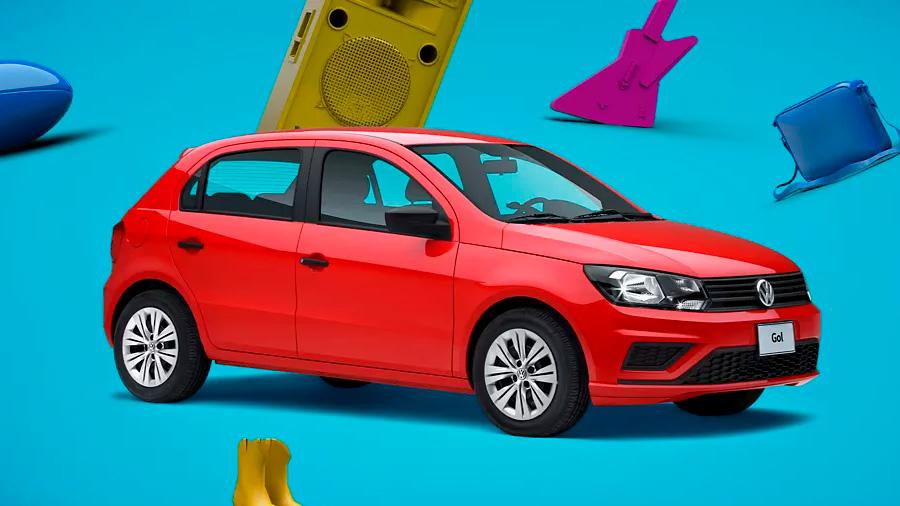 El Volkswagen Gol Trendline 2020 resena opiniones es uno de los hatchbacks más accesibles del mercado