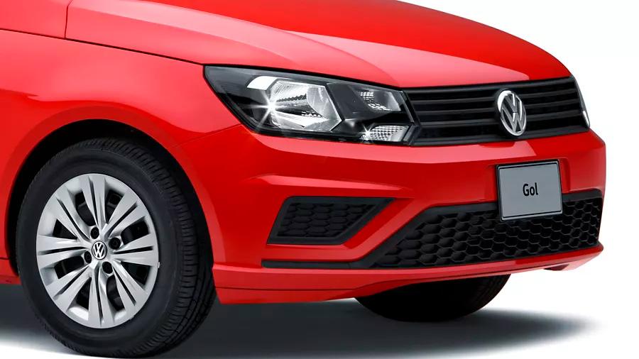 El Volkswagen Gol Trendline 2020 resena opiniones solo tiene una versión en territorio nacional