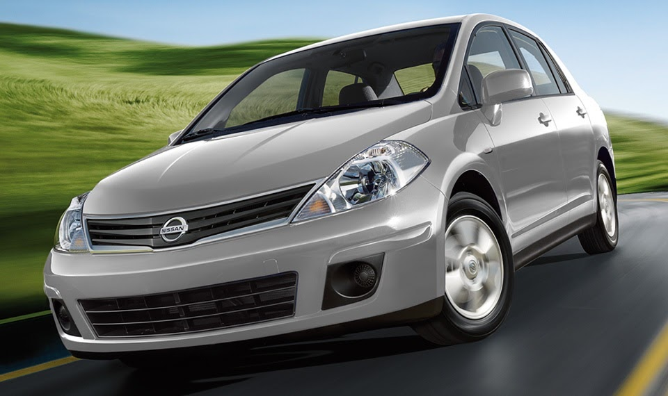 Nissan Tiida precio mexico en venta