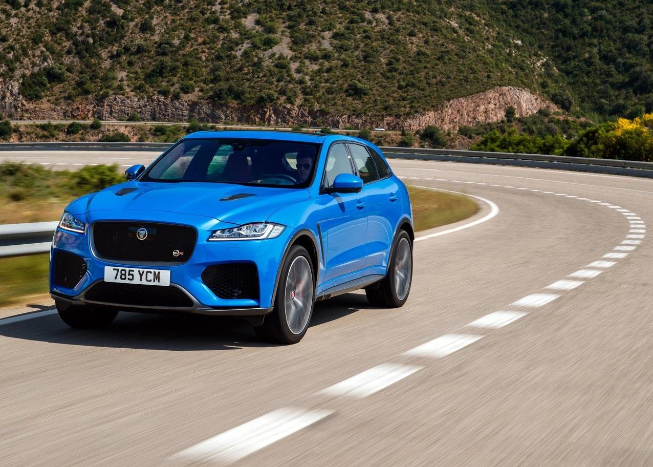Jaguar F-Pace SVR 2020 resena opiniones