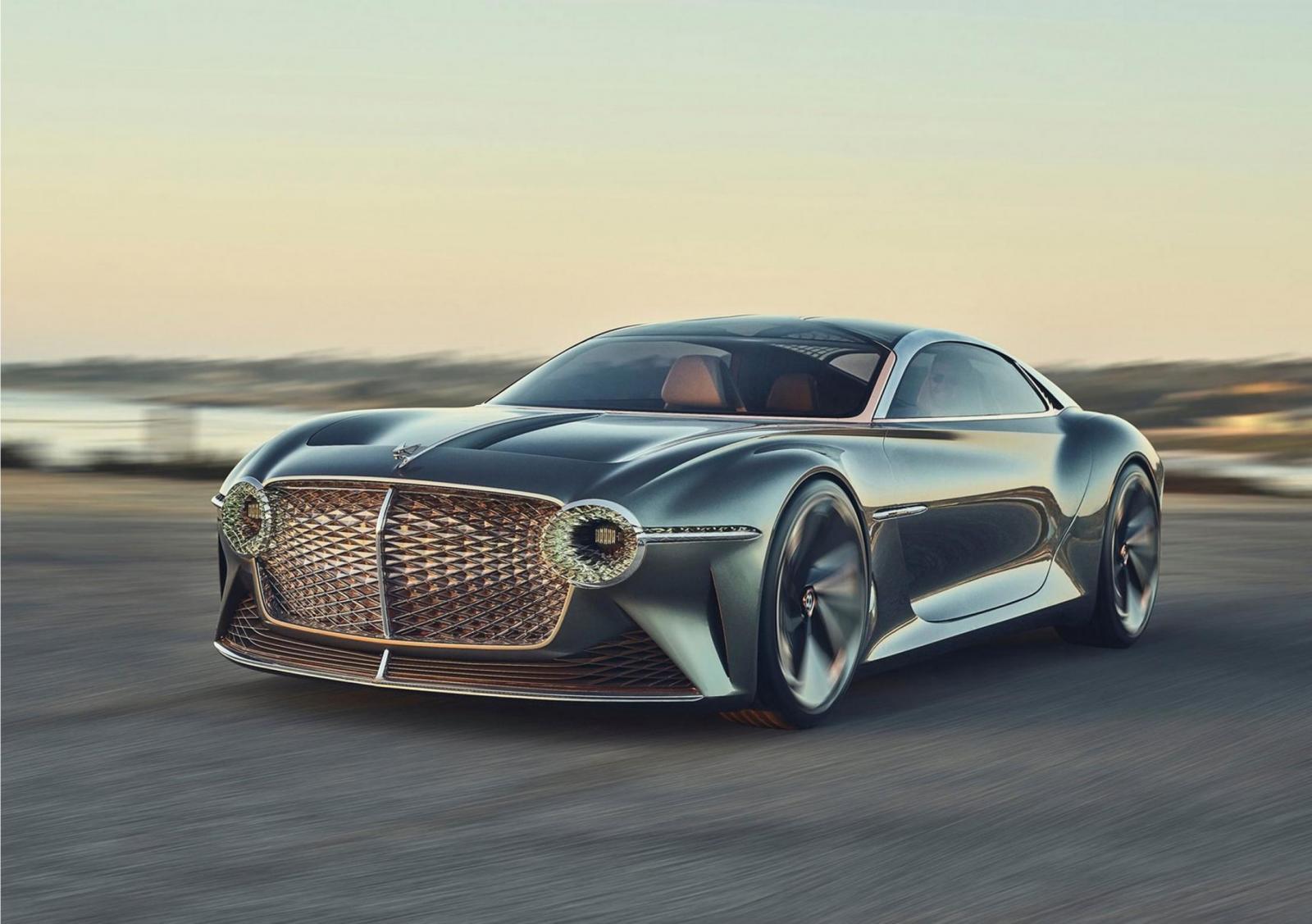 Bentley EXP100 GT