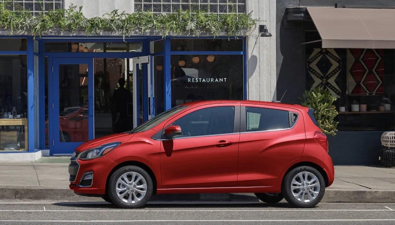 El Chevrolet Spark 2020