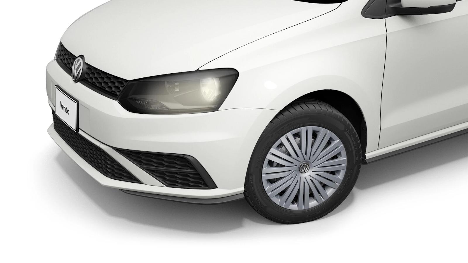 Volkswagen Vento en venta 4