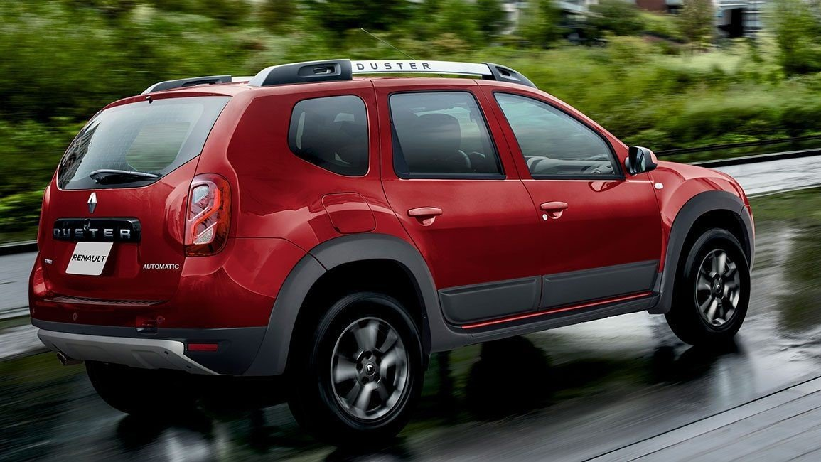 Renault Duster Intens TA 2020 resena opiniones