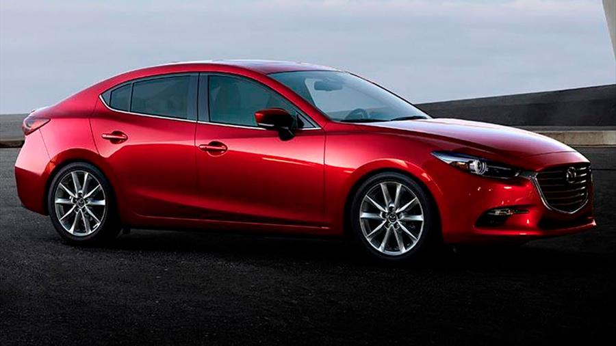 El Mazda 3 es uno de los modelos más vendidos de la marca nipona