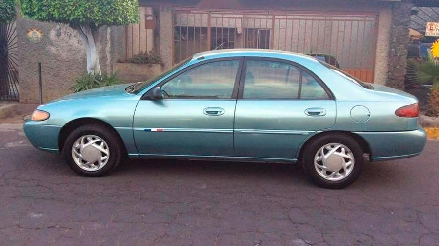 El Ford Escort es un coche con una clara orientación familiar