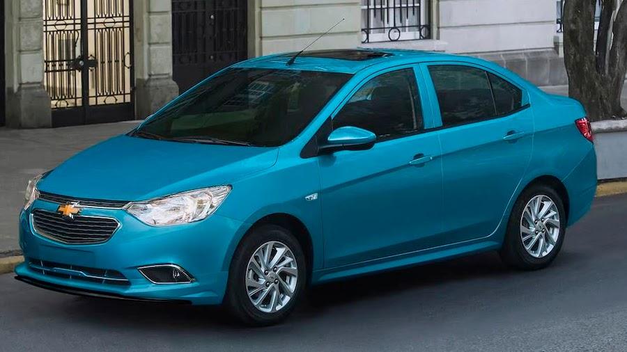 Chevrolet Aveo en venta 2