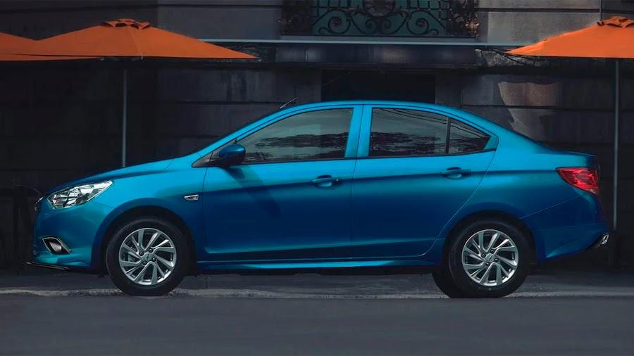 Chevrolet Aveo en venta 3