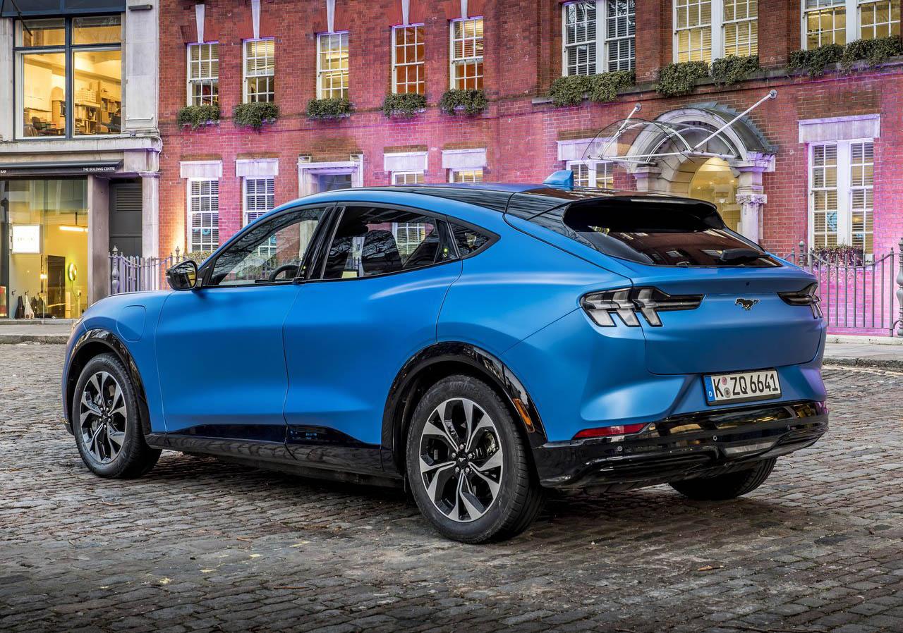La Ford Mustang Mach-E se producirá en México