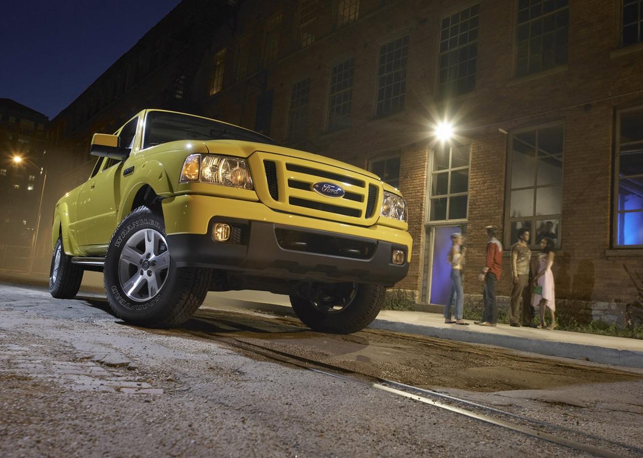 Ford usados baratos Ford Ranger