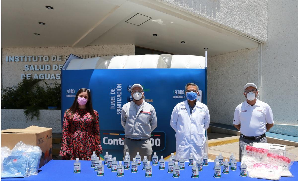 Nissan ayuda a la comunidad mexicana durante coronavirus