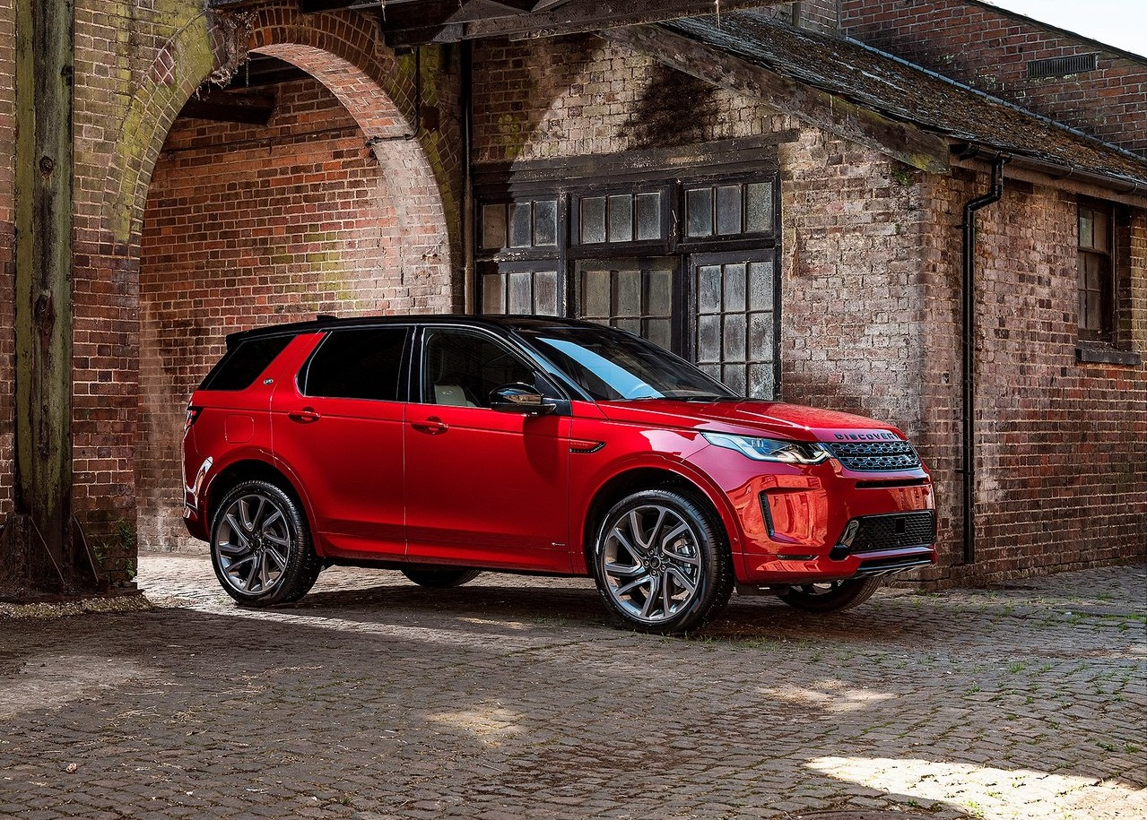 Land Rover Discovery Sport R-Dynamic HSE 2020 resena opiniones