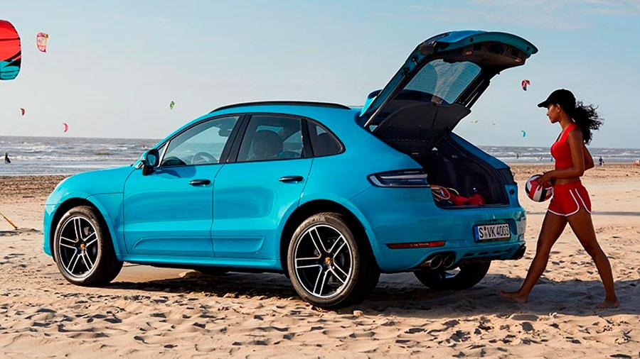 El Porsche Macan forma parte de la oferta de SUV deportivas de la compañía
